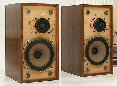 Celestion Ditton 10 15 Ohm Studio Series Speakers HF1300 Competitor LS3/5A