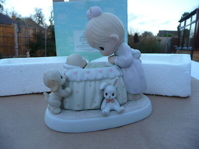 "Precious Moments, ""You Are My Gift From Above"" by Enesco. 891738"