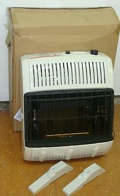Enerco HeatStar 20000 BTU Natural Gas Vent Free Blue Flame Heater HSSVFB20NGBT
