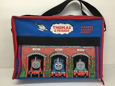 Thomas & Friends Wooden Railway Thomas Carry Bag Travel bag for tracks / engines