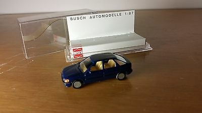 Trainset Model HO 1:87 Car Ford Escort Busch