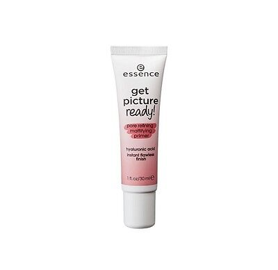 Essence - get picture ready! pore refining mattifying primer - 10 prime time