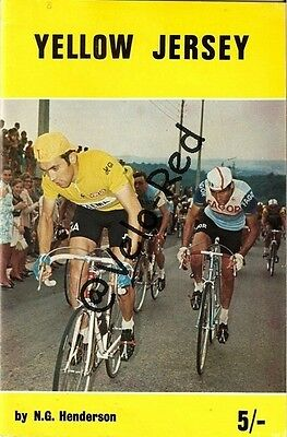 Yellow Jersey, by N.G. Henderson.