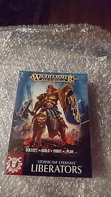 Stormcast Eternals - Paint Set Games Workshop Warhammer Age of Sigmar