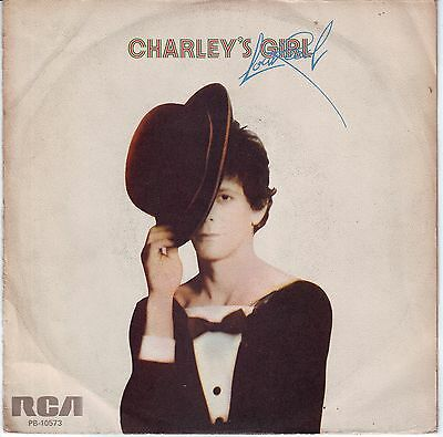"Lou Reed ""charley's Girl"""