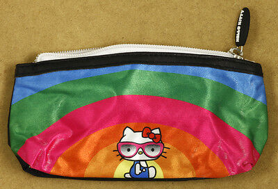 Hello Kitty  Pencil Case Glasses Pouch Cosmetic Makeup Bag