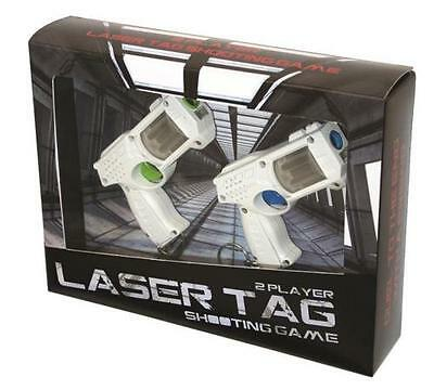 Laser Tag Shooting Game 2 Players Home Adult Children Fun Game Discounted