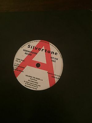 """The Stone Roses - She Bangs The Drums - Rare 7"""" Promo Vinyl Single Oasis"""