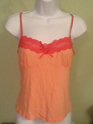 Victoria's Secret Angels M Peach Cami