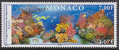 Monaco 2000 International Aquqritorial Congress UM Yvert 2273 Cat 2.20 Euros