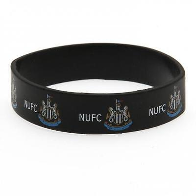 Newcastle United F.C. Silicone Wristband OFFICIAL LICENSED PRODUCT