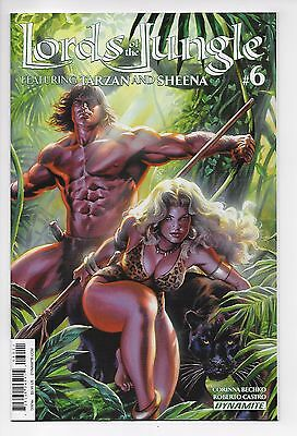 Lords of the Jungle #6 - Cover A (Dynamite, 2016) - New/Unread (NM)