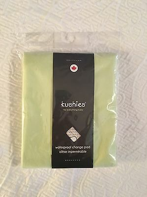 KUSHIES DELUXE WATERPROOF CHANGING PAD Baby Travel Diaper Change Cotton NEW