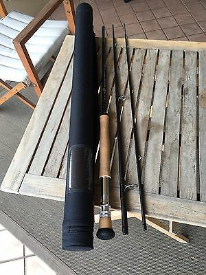 Fly Fishing Rod - 12 Weight By Fulling Mill -missing Tip Section