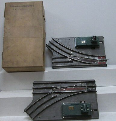 AF Standard Gauge Left Hand & Right Hand Switches (Pair)/Box