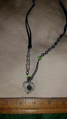 Hard Rock Cafe Necklace With Heart