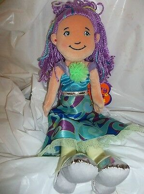Groovy Girls Soft Doll Lilia Special Edition Nwt-Dated 2013