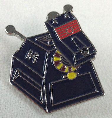 K9 Doctor Who Science Fiction TV Series - UK Imported Enamel Pin