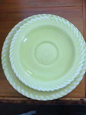 Susie Cooper bread plate & saucer