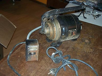 Vintage Singer Industrial Sewing Machine Motor 1/4HP 1725 RPM  M531280 For Parts