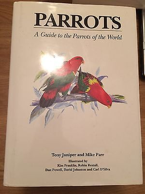 Parrots: A Guide to Parrots of the World (Helm Identification Guides) by Mike Pa