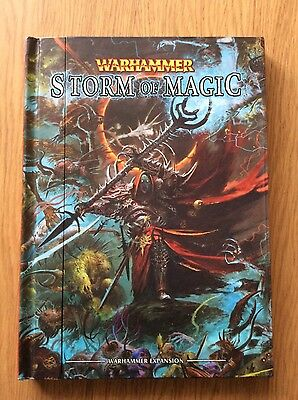 Warhammer Storm of Magic 8th Edition Book