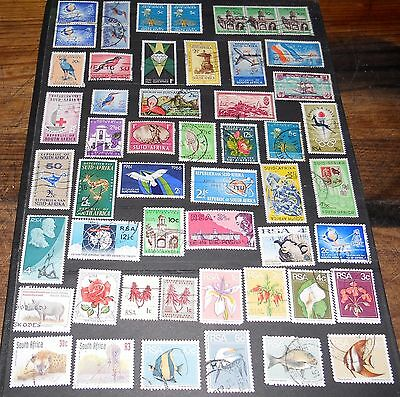 South Africa Decimal Stamps
