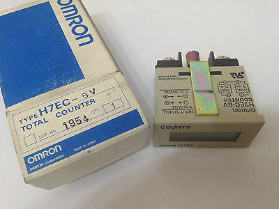Omron H7EC-BV   Digital  LCD Counter. New in OE box