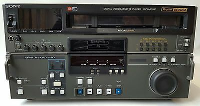 SONY DVW-A510P Digital Videocassette Player, Digital BETACAM