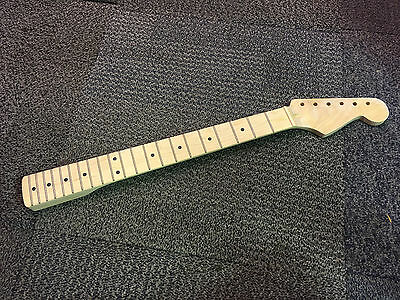 Replacement Electric Guitar Neck - Maple Fingerboard