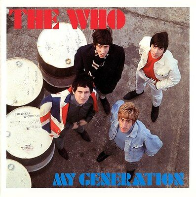 The Who My Generation New Sealed 180G Vinyl Lp In Stock