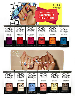 CND Shellac 7,3ml | Collezione WAVE + RHYTHM e HEAT PRIMAVERA e ESTATE 2017