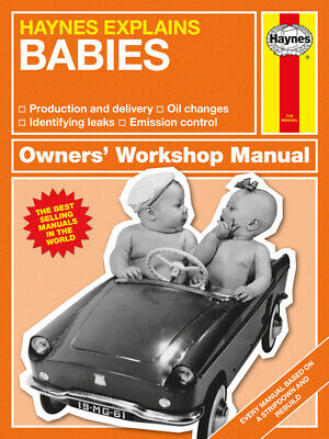 Haynes explains: Babies by Boris Starling (Hardback)