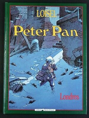 PETER PAN tome 1 LONDRES Loisel BE