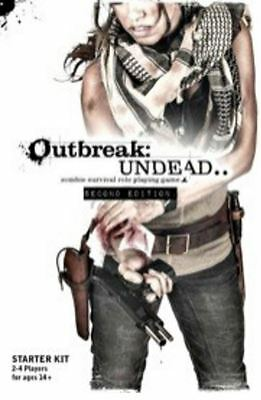 Outbreak - Undead 2nd Edition Role Playing Game - Starter Kit