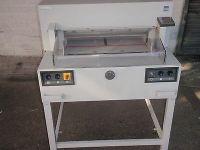 Ideal 6550-95 EC Guillotine SINGLE PHASE