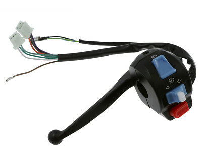 Switch unit steering left with lever Version 2 - Peugeot V-CLIC