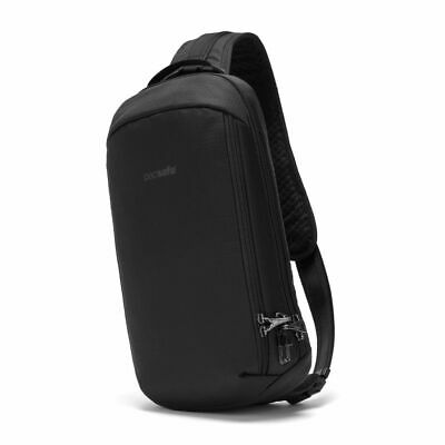 Pacsafe Vibe 325 Cross Body Anti-Theft Security Pack - Jet Black 2019