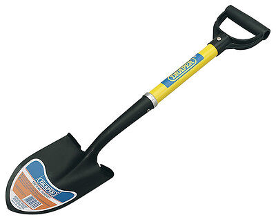 Draper Shortie Mini Spade/Shovel/Digger (Metal Detecting) Best Buy LIGHTWEIGHT