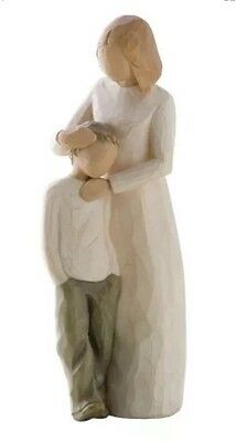 Willow Tree Mother and Son Figurine Mother + Son