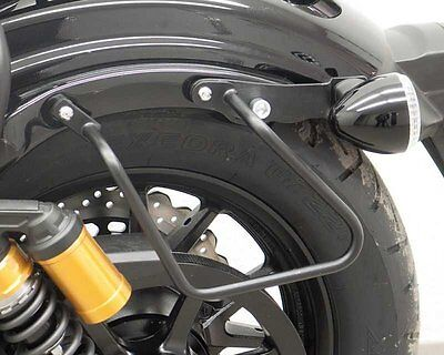 Baggage Holder Fehling for Yamaha XV 950 R (VN036), 14- black