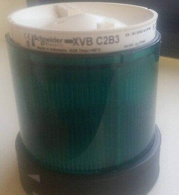 Schneider Electric XVB C2B3 Green LED Light