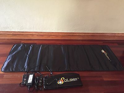 SolarFlex Infrared Exercise Fitness Yoga Mat