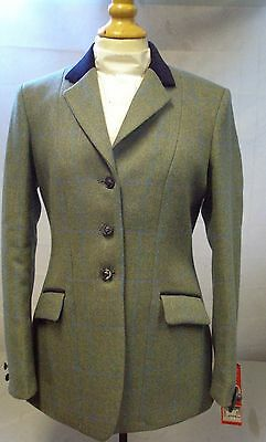 Pytchley Mears Ladies Mobbery Show/Hunt Jacket size 36