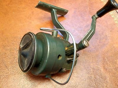 Moulinet Peche  Ancien Tire Tout Cadet Tambour Fixe  Old Fishing Reel Mulinello