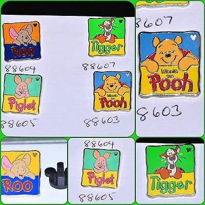 Disney Winnie the Pooh and Friends Collection Roo, Piglet, Tigger, Set Free Ship