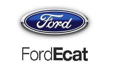 Ford Ecat Electronic Parts Catalogues 2015 - Catalogo Ricambi Auto - Spare Parts