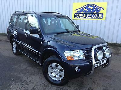 2004 Mitsubishi Shogun 3.2DI-D auto Elegance - 7 Seats. Leather. FSH.