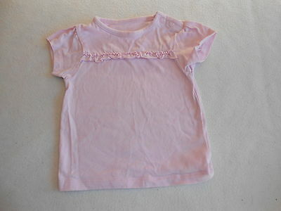 Baby Girls Clothes 0-3 Months - Cute T Shirt Top -