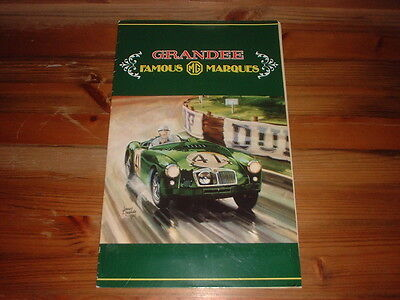 Mg Through The Ages,card Set From Grandee Cigers,full Set ,early 80S,tc,pa,mgbv8